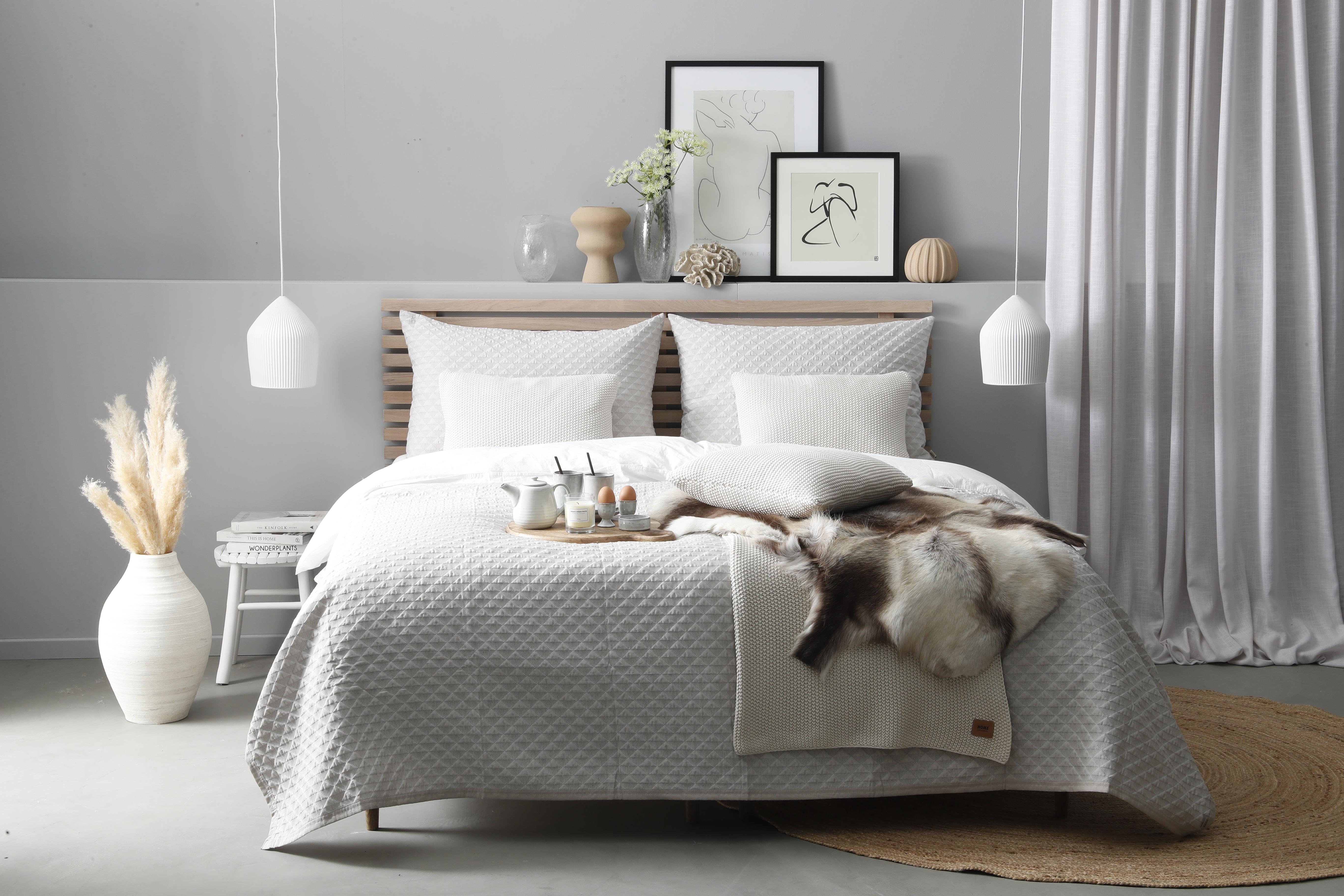 Skab hygge og ro i soveværelset