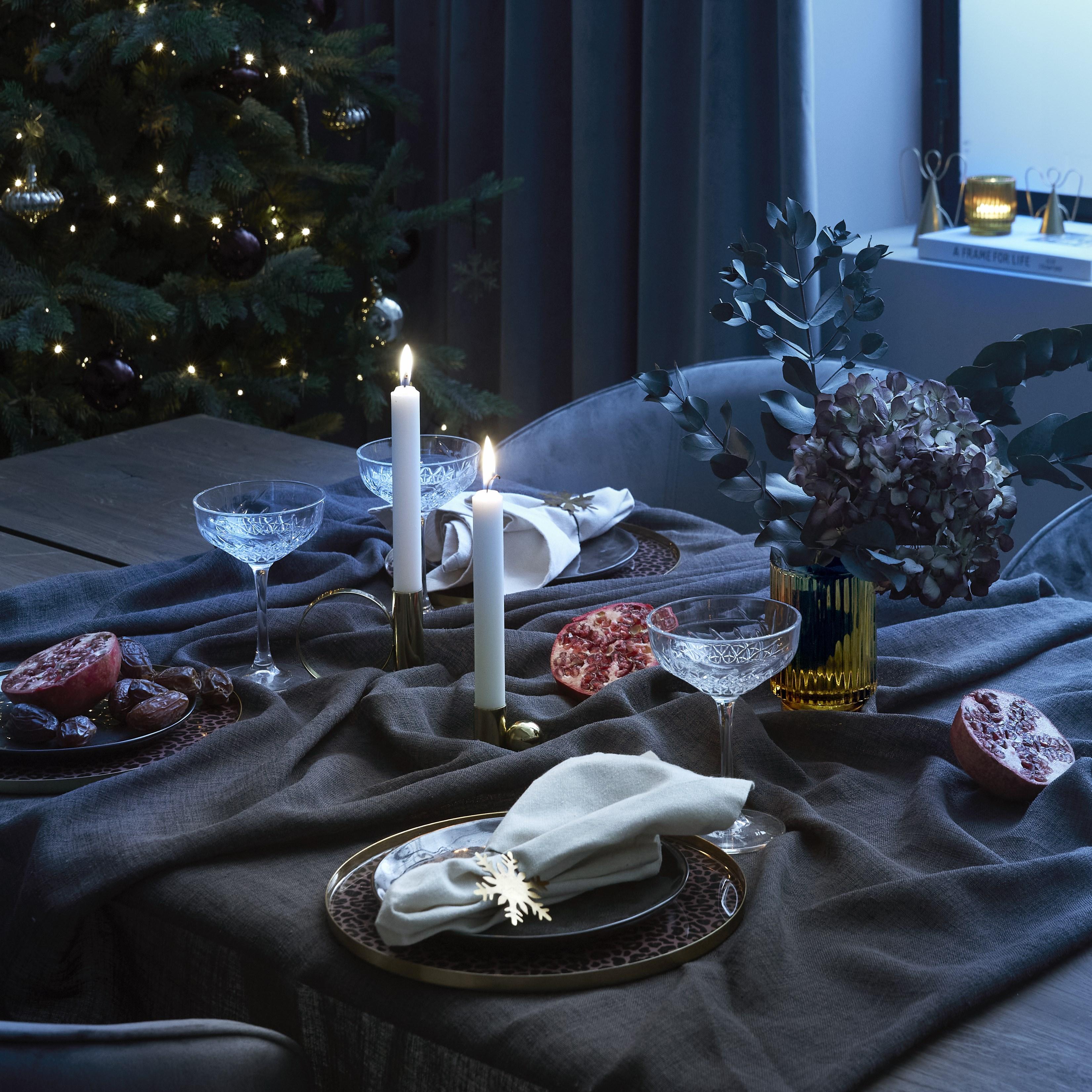 Dæk årets julebord med stil