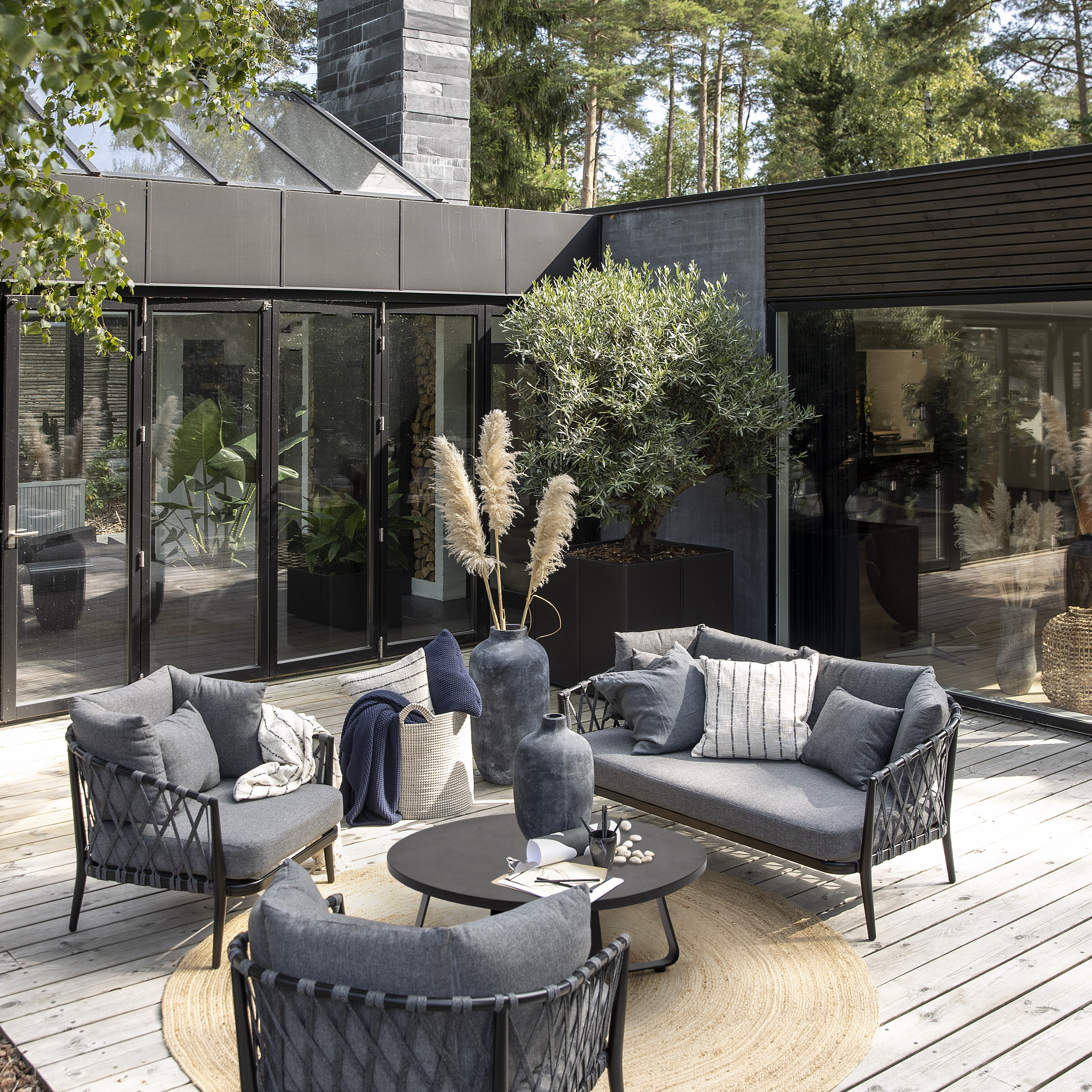 Sommertrend: Living inside out