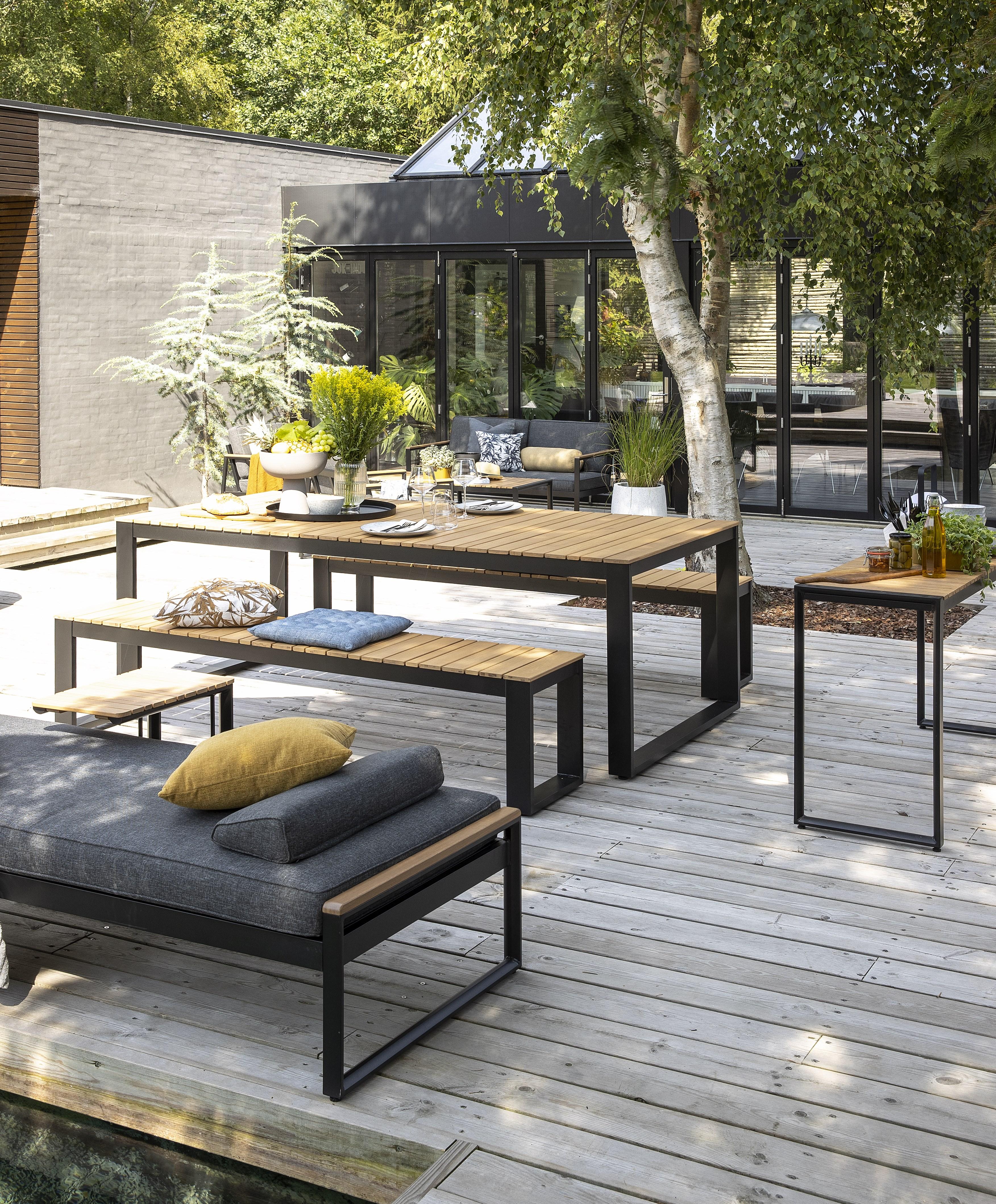 Bæredygtige havemøbler til dit uderum