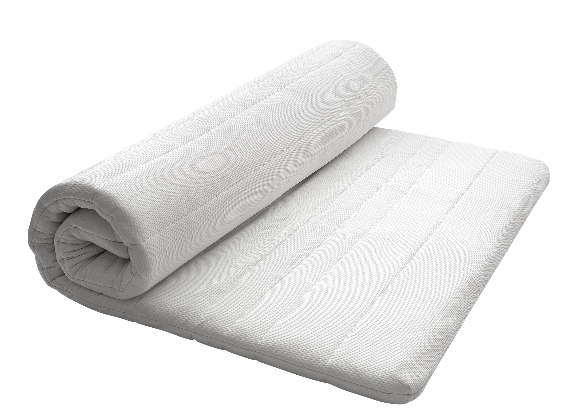 Nocturne Sleep Ultimate Topmadras 140 x 200 x 8 cm - T500 betræk og 5 cm latex