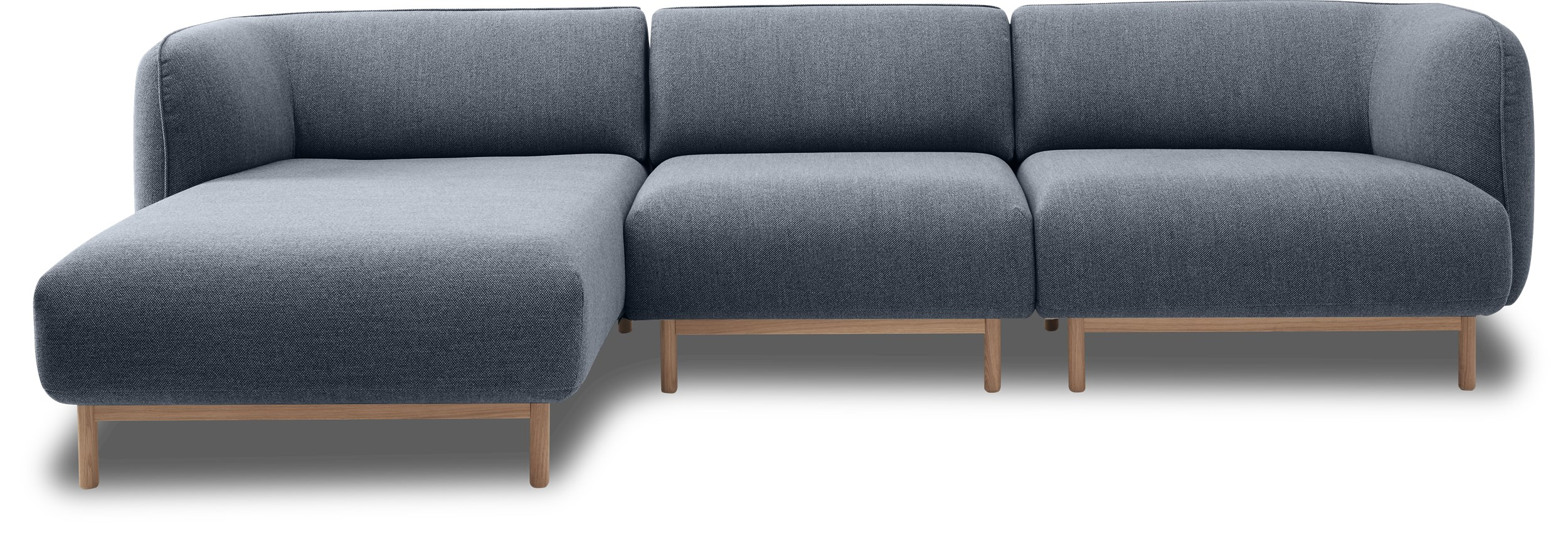 Egholm Sofa med chaiselong - Sofa med chaiselong