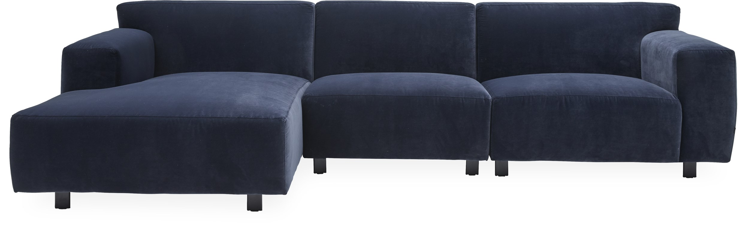 Vesta Sofa med chaiselong - Sofa med chaiselong