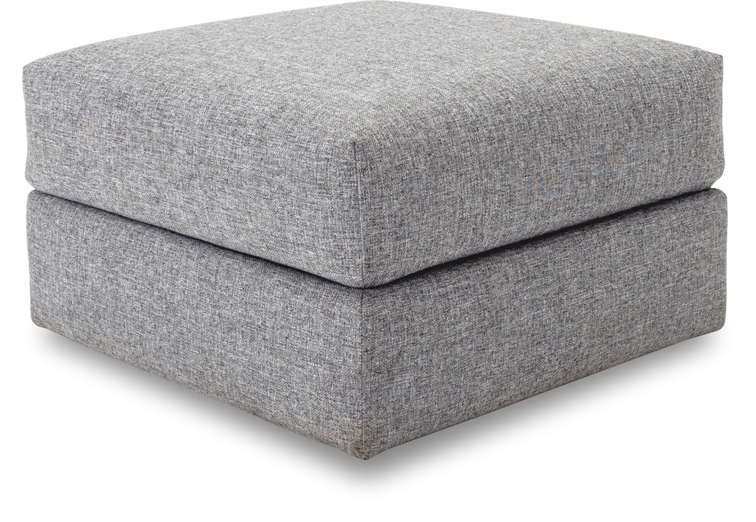 Innovation living Cornila Sovesofa puf - Twist 565 Granite