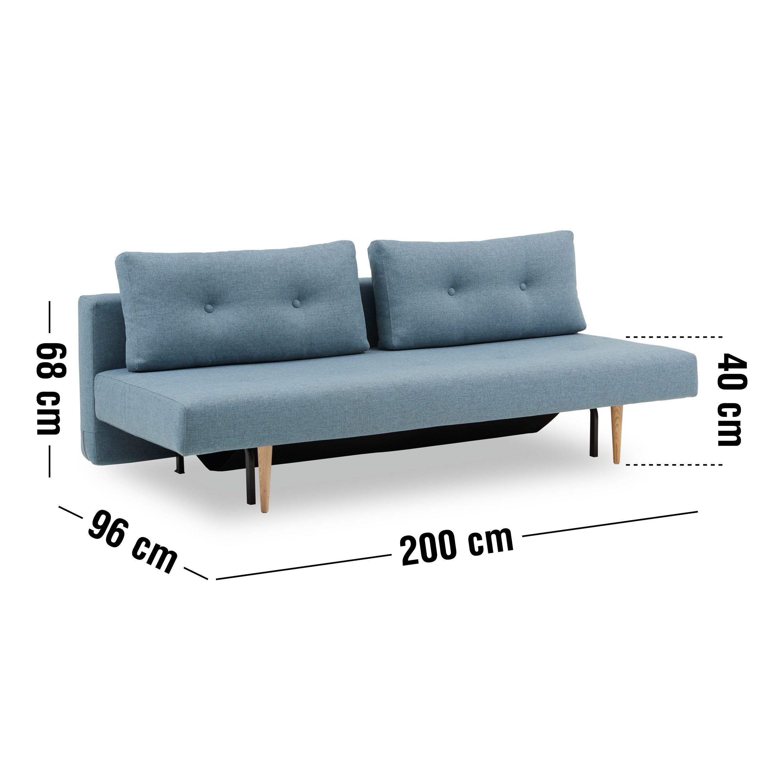 Innovation Living - Recast Plus Sovesofa