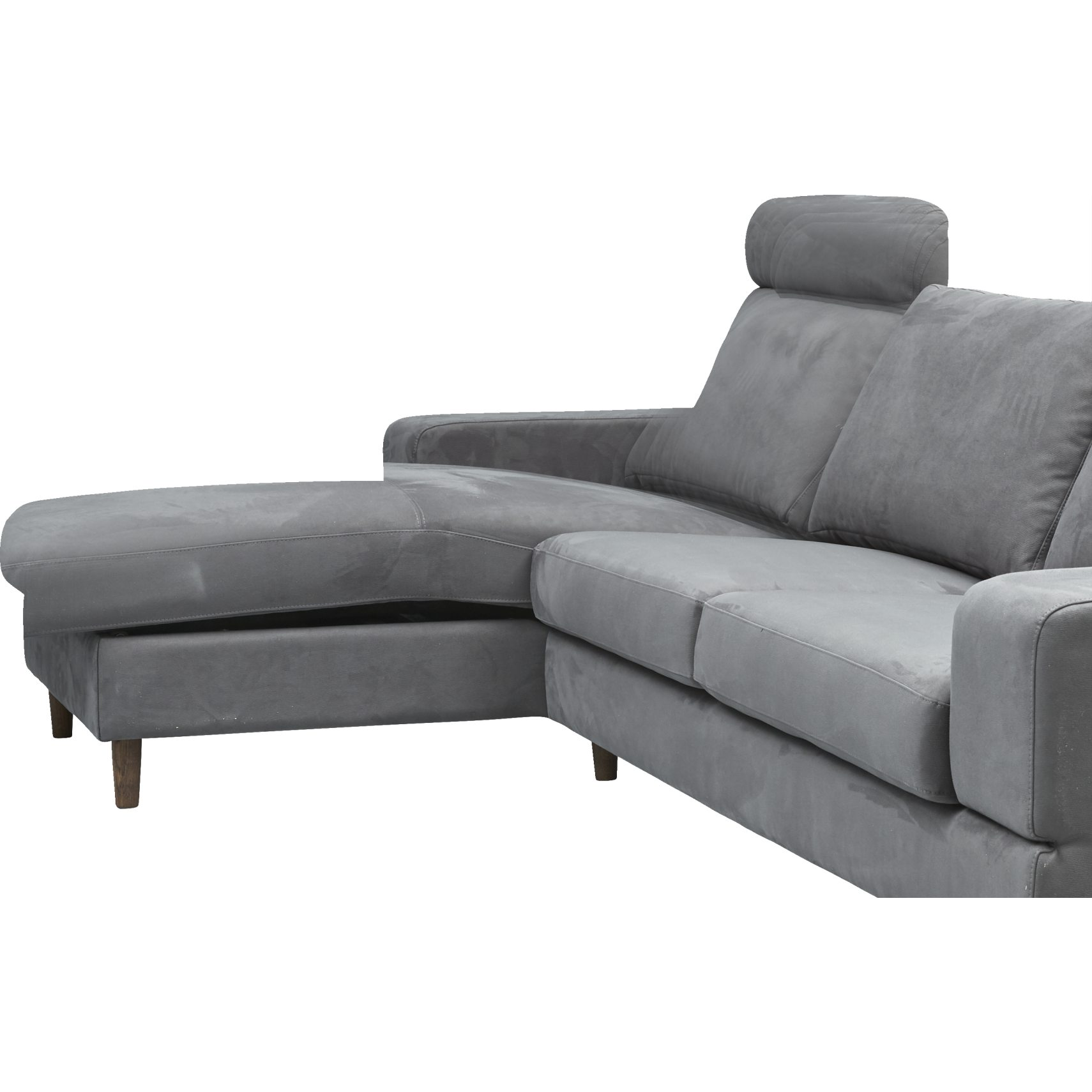 Umbria Lux Sofa med chaiselong