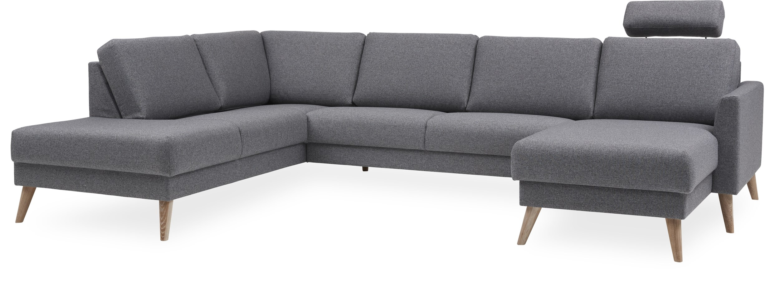 Lotus Hjørnesofa med chaiselong